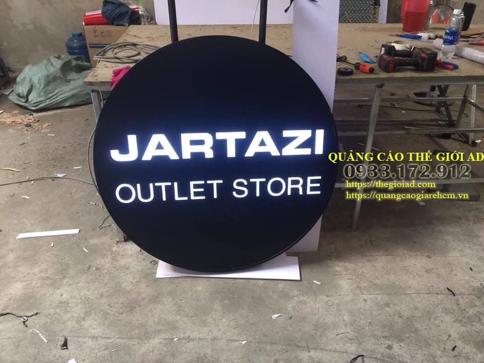 hộp đèn quảng cáo đẹp